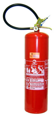 Extintor de agua pressurizada 1
