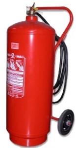 Extintor de agua pressurizada 2